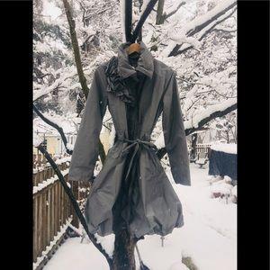 NWOT Indies beautify made rain/lightweight jacket